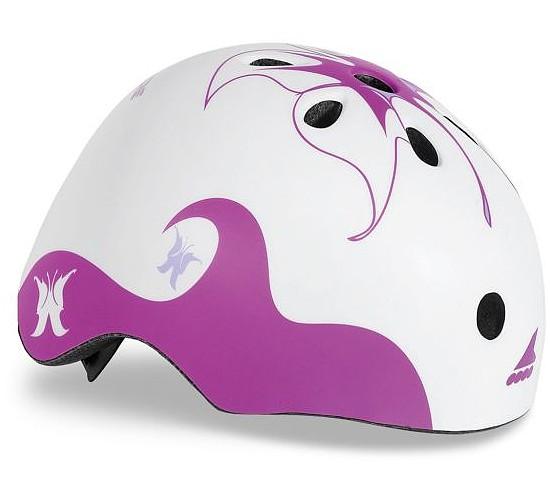 Helma Rollerblade Twist JR White/Purple