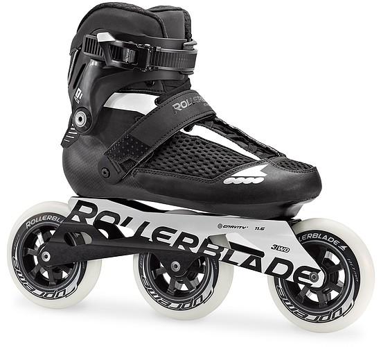 Kolečkové brusle Rollerblade Endurace 110