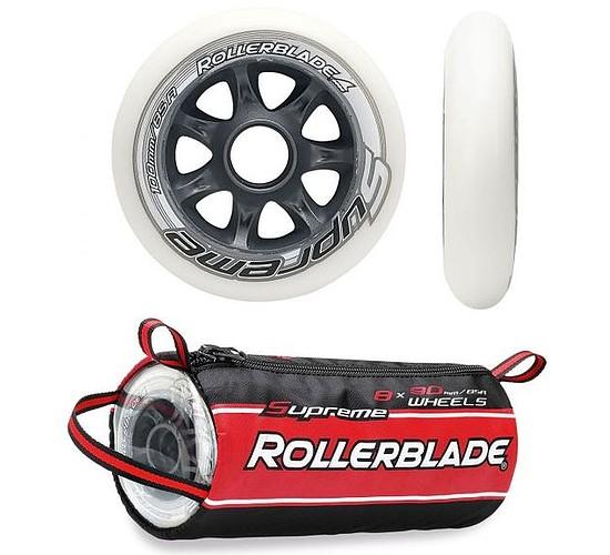 Kolečka Rollerblade Supreme 8set