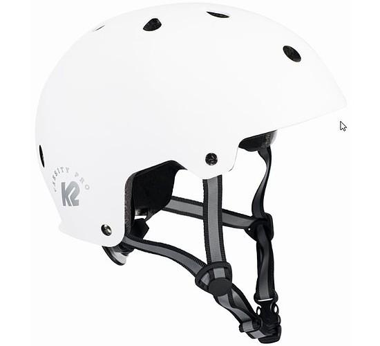 Helma K2 Varsity PRO White