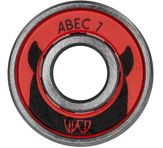 Ložiska Powerslide Wicked ABEC 7 16set