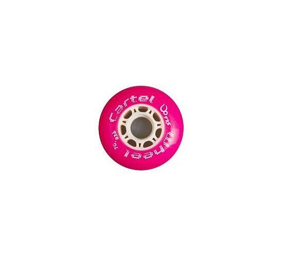 Kolečka Wheel Cartel FRS PNK 8set