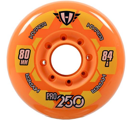 Kolečka Hyper PRO 250 4set
